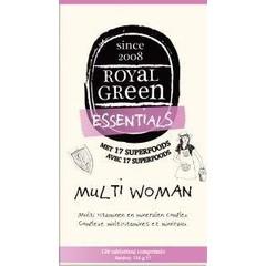 Royal Green Multi Frau