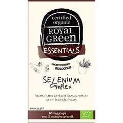 Royal Green Selenkomplex