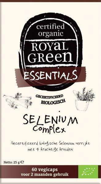 Royal Green Royal Green Selenkomplex (60 vcaps)
