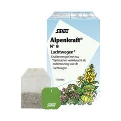 Salus Kräutertee 8 Alpenkraftstoff