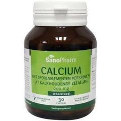 Sanopharm Calcium 200 mg Vollwertkost