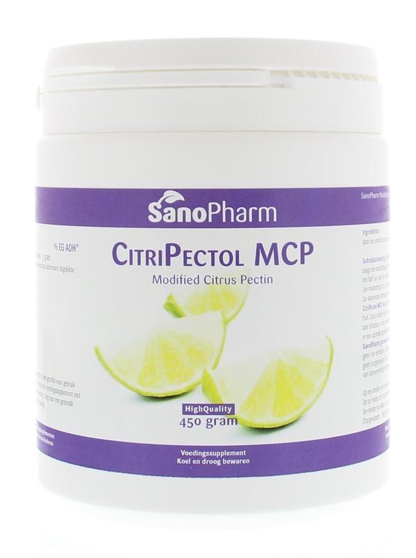 Sanopharm Sanopharm Citripectol mcp (450 Gramm)