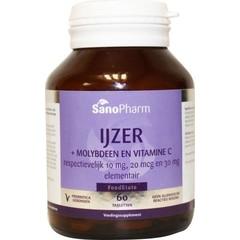 Sanopharm Eisen 5 mg Vollwertkost