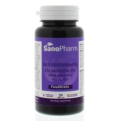 Sanopharm Multivitamine und Mineralien für Kinder