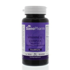 Sanopharm Vitamin B-Komplex & C & Magnesium