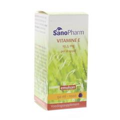 Sanopharm Vitamin E Emulsan