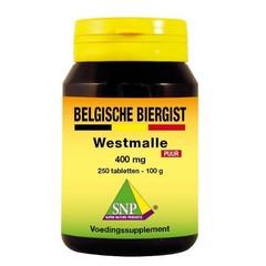 Belgische Bierhefe 400 mg rein