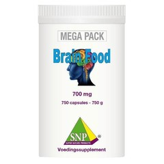 SNP Brainfood 700 mg Megapackung