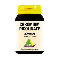 Chrompicolinat 200 mcg