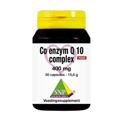Coenzym Q10-Komplex 400 mg rein