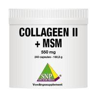 SNP SNP Kollagen II + MSM (240 Kapseln)