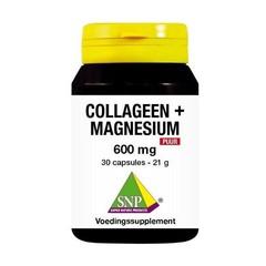 Kollagenmagnesium 600 mg rein