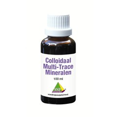Kolloidales Multi-Trace-Mineral