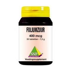 Folsäure 400 mcg