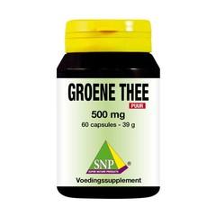 Grüner Tee 500 mg rein