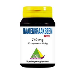 SNP Haifischknorpel 740 mg rein