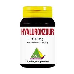 Hyaluronsäure 100 mg