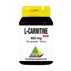 L Carnitin 550 mg rein