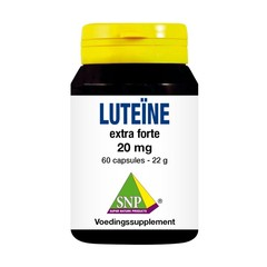 SNP Lutein extra forte 20 mg