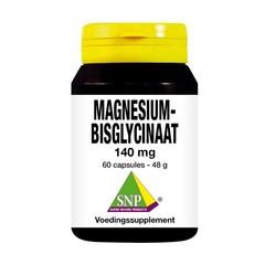 Magnesiumbisglycinat 140 mg