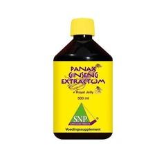 SNP Panax Ginseng Extrakt & Gelée Royale