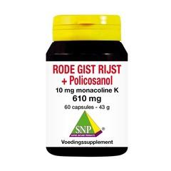 SNP Roter Hefereis & Policosanol