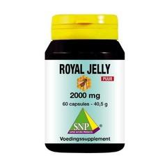 Gelée Royale 2000 mg rein