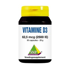 SNP Vitamin D3 2500IE