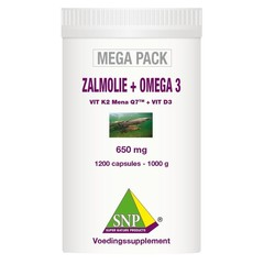 SNP Lachsöl & Omega 3 Mega Pack