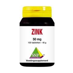 SNP Zink 50 mg