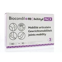 Trenker Biocondil duo 180 Tabletten + Mobilityl 90 Kapseln