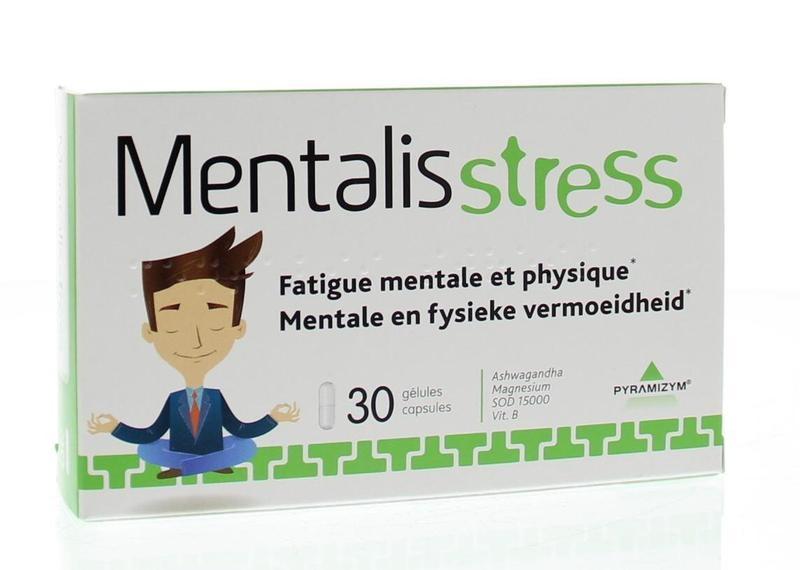 Trenker Trenker Mentalis Stress (30 Kapseln)