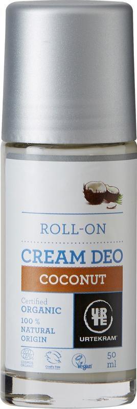 Urtekram Urtekram Deodorant-Sahne-Kokosnuss (50 ml)
