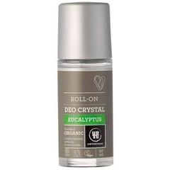 Urtekram Deo-Kristallrolle auf Eukalyptus