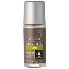 Urtekram Deodorant Kristallrolle auf Kalk