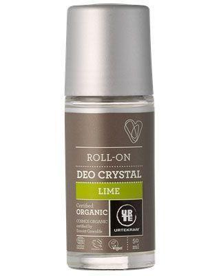 Urtekram Urtekram Deodorant Kristallrolle auf Kalk (50 ml)