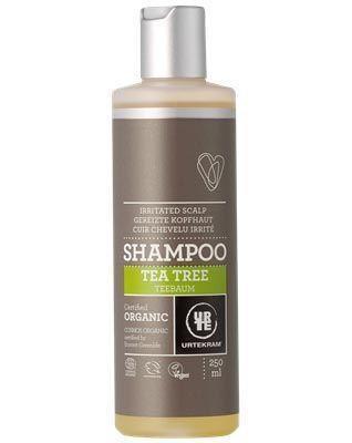 Urtekram Urtekram Shampoo-Teebaum (250 ml)