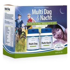 Vitakruid Multi Tag & Nacht 2 x 30 Tabletten