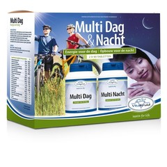 Vitakruid Multi Tag & Nacht 2 x 90 Tabletten