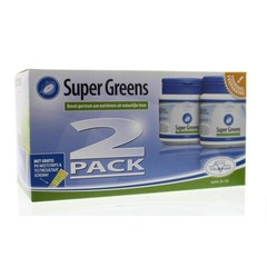 Vitakruid Super Greens 2-Pack 220 Gramm