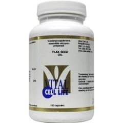 Vital Cell Life Leinsamenöl 1000 mg
