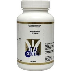 Vital Cell Life Magnesiumcitrat 160 mg Pulver