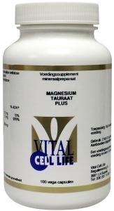 Vital Cell Life Vital Cell Life Magnesiumtaurat plus B6 (100 Kapseln)