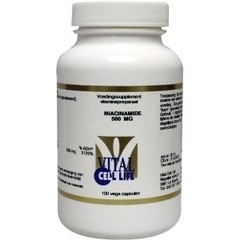 Vital Cell Life Niacinamid-Vitamin B3