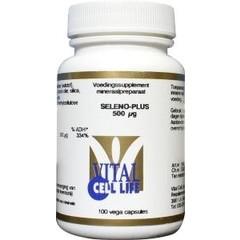 Vital Cell Life Seleno plus Selenmethionin 500 mcg