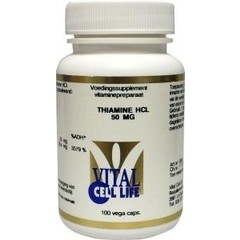 Vital Cell Life Thiamin-HCL 50 mg
