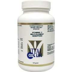 Vital Cell Life Vitamin C-Multielement-Pulver