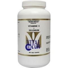 Vital Cell Life Vitamin E & Selen