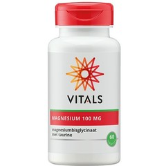 Vitals Magnesiumbisglycinat 100 mg