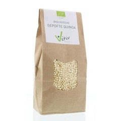 Quinoa schnaufte